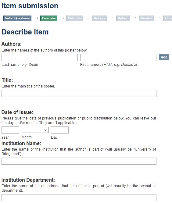 ScholarWorks submission description part 1